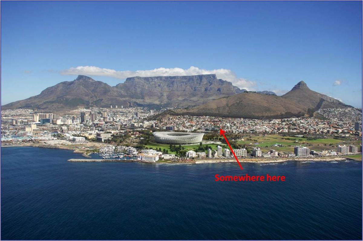 Cape Town - Green Point