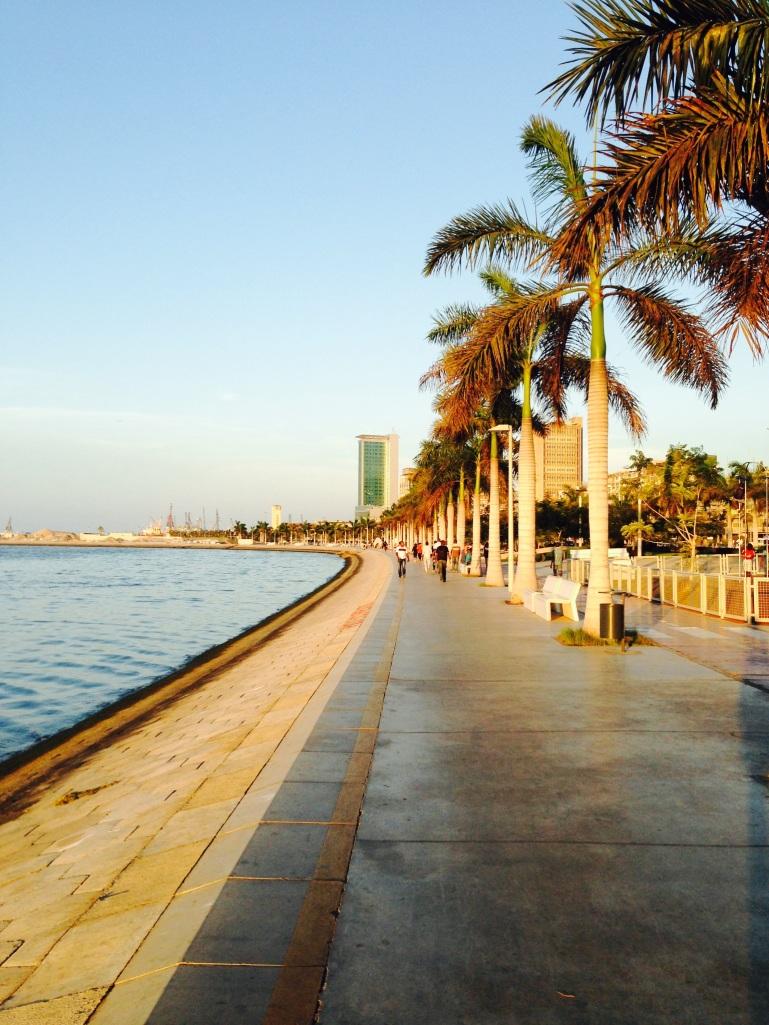 The Marginal in Luanda