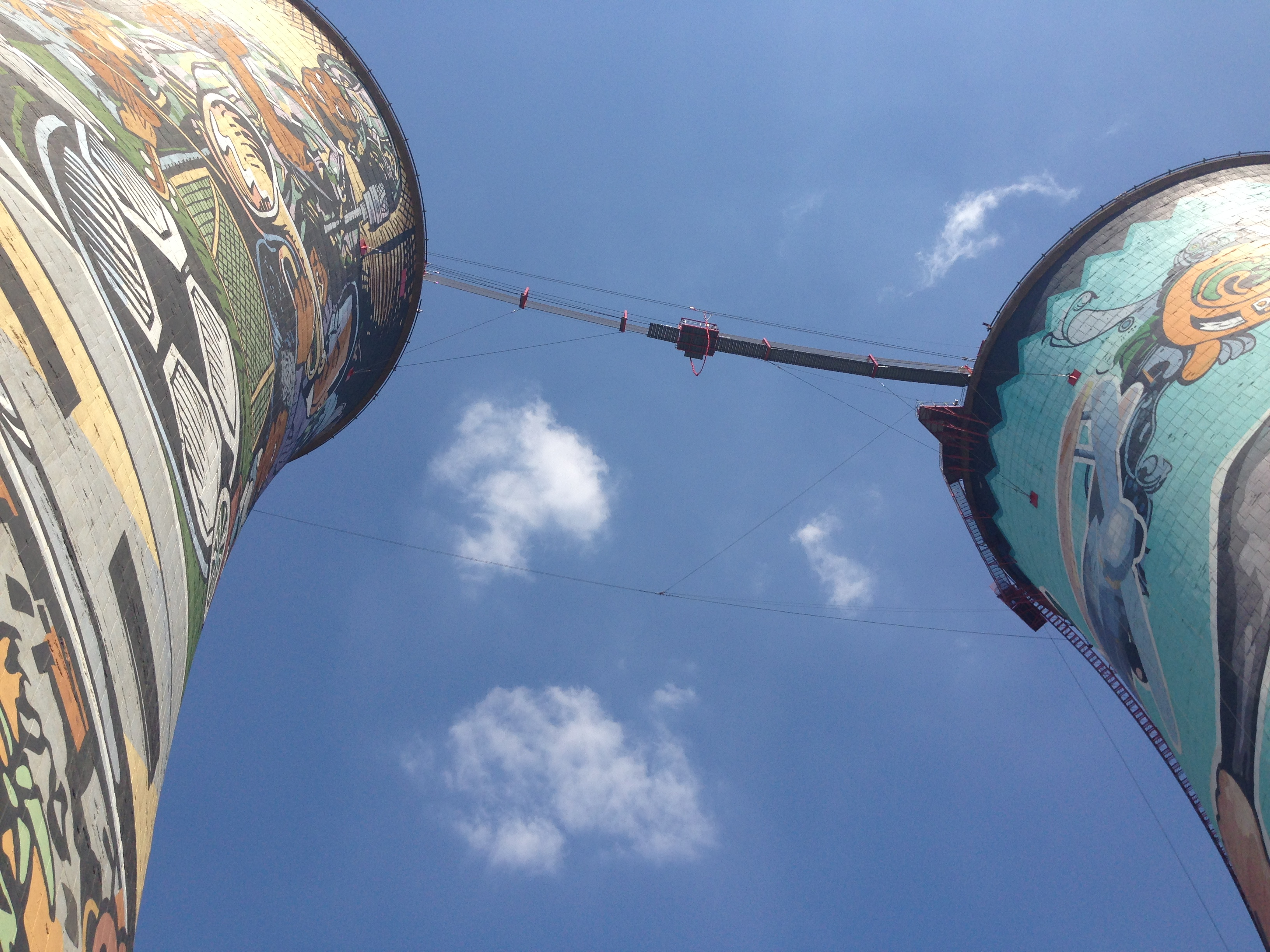 Bungee Jumping in the City – Confessions of a Traveler