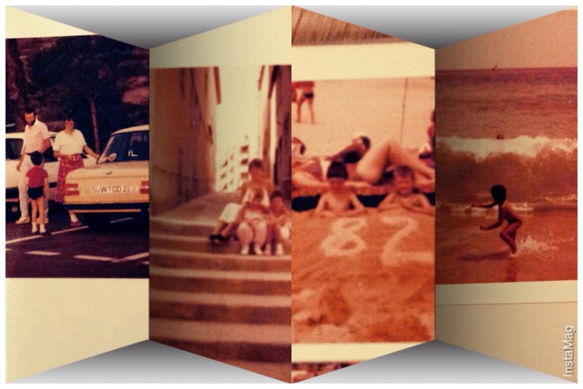 Trip to Spain 1982