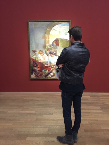 Sorolla exhibition