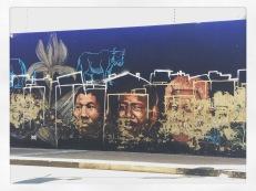Streetart in Maponeng