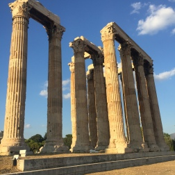 Hadiran's Gate, place of the ancient Olympic Games