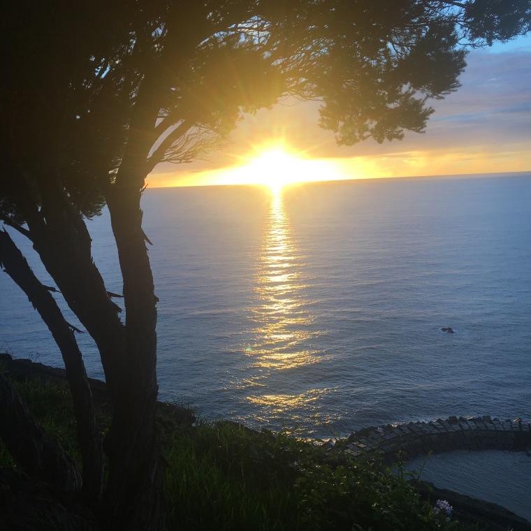 Madeiran sunsets