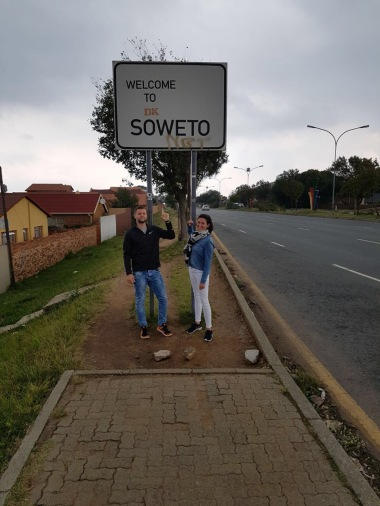Welcome to Diepkloof/Soweto